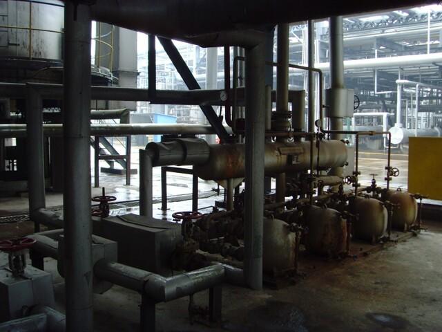 上海石化乙烯车间应用现场