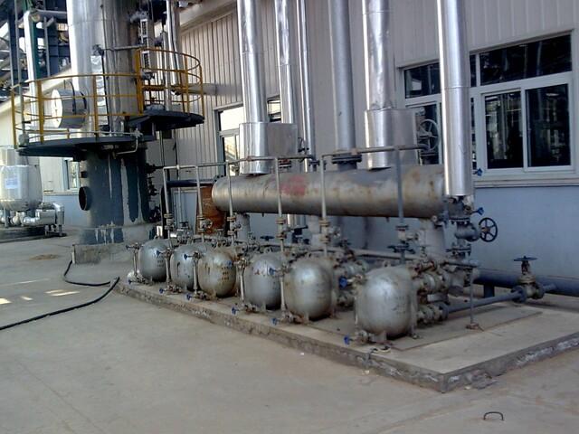 内蒙伊泰煤制油应用现场