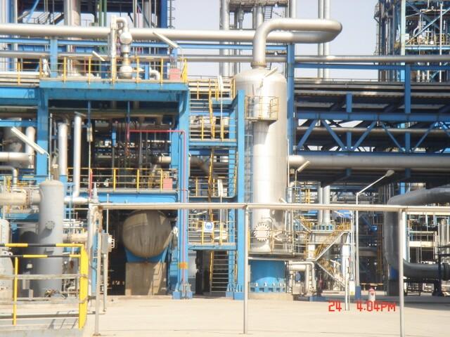 兰化大乙烯应用现场