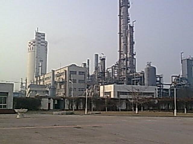 锦西化肥厂应用现场