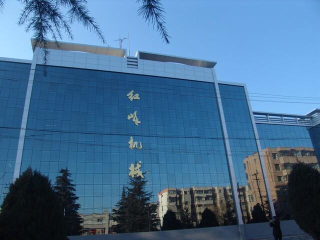 公司综合办公大楼
