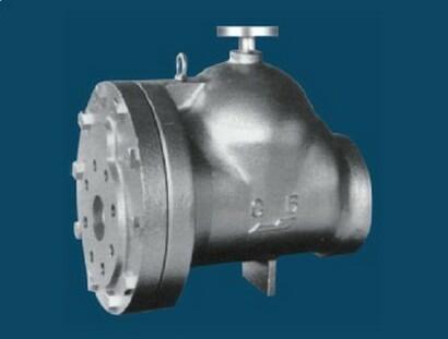 AGH5杠杆浮球式疏液阀