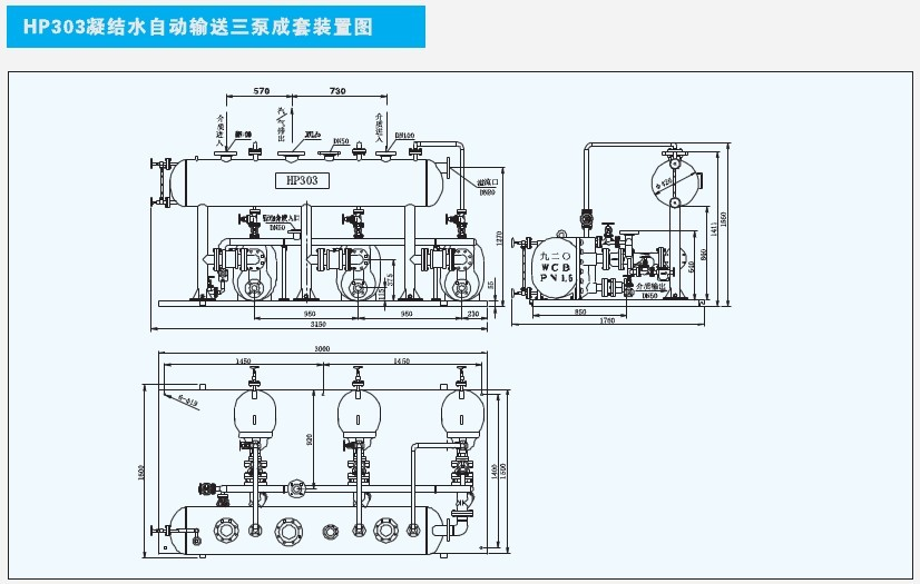 HP303万博娱乐登陆注册自动输送三泵成套万博文化app官网图