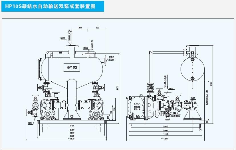HP10S万博娱乐登陆注册自动输送双泵成套万博文化app官网图