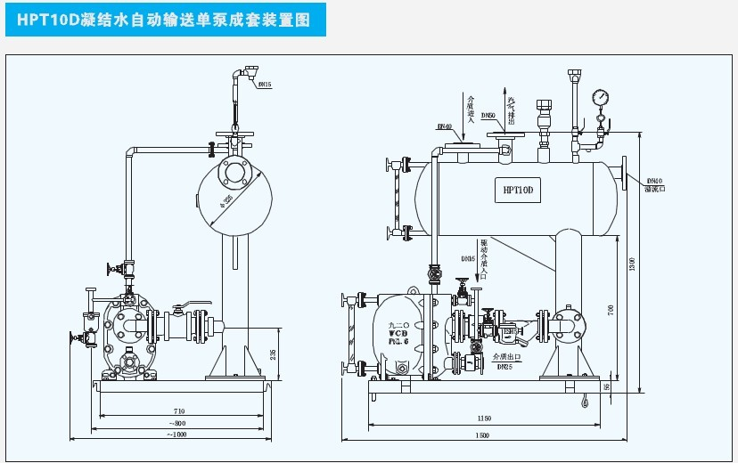 HPT10D万博娱乐登陆注册自动输送单泵成套万博文化app官网图
