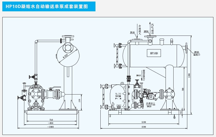 HP10D万博娱乐登陆注册自动输送单泵成套万博文化app官网图